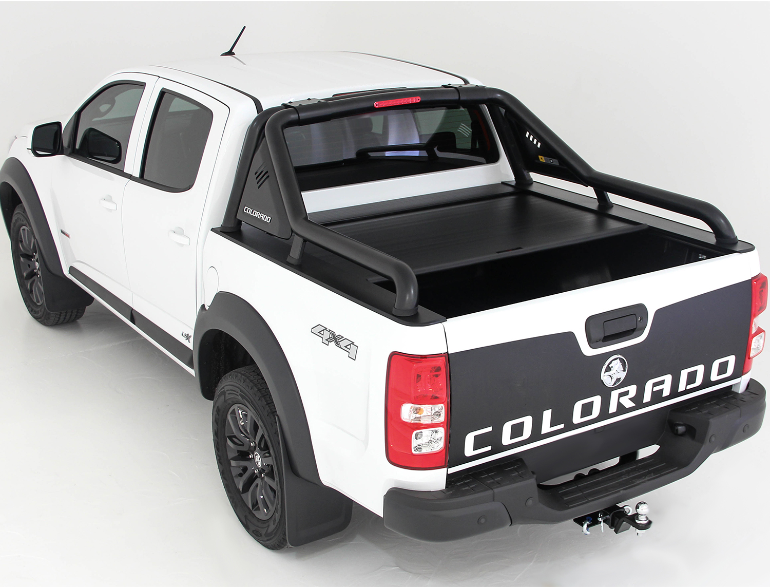 Hsp Roll R Cover Lsx Dual Cab With Sports Bar Mounting Kit